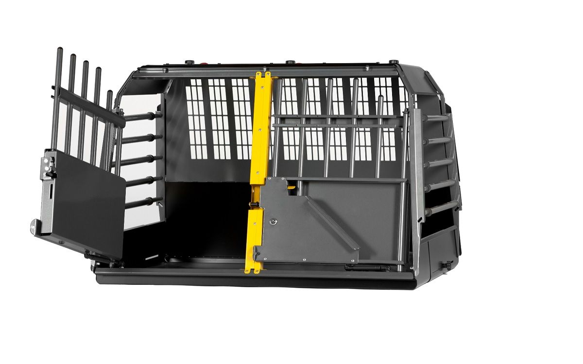 Variocage Double dog travel crate