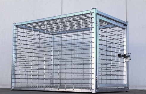 Heavy Duty Welded Steel Wire Indestructible Dog Crates