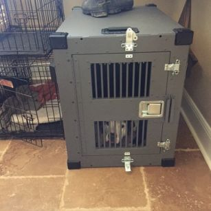 Dan from Texas heavy duty dog crate testimonial