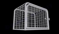 Heavy Duty Dog Crate Mesh Style
