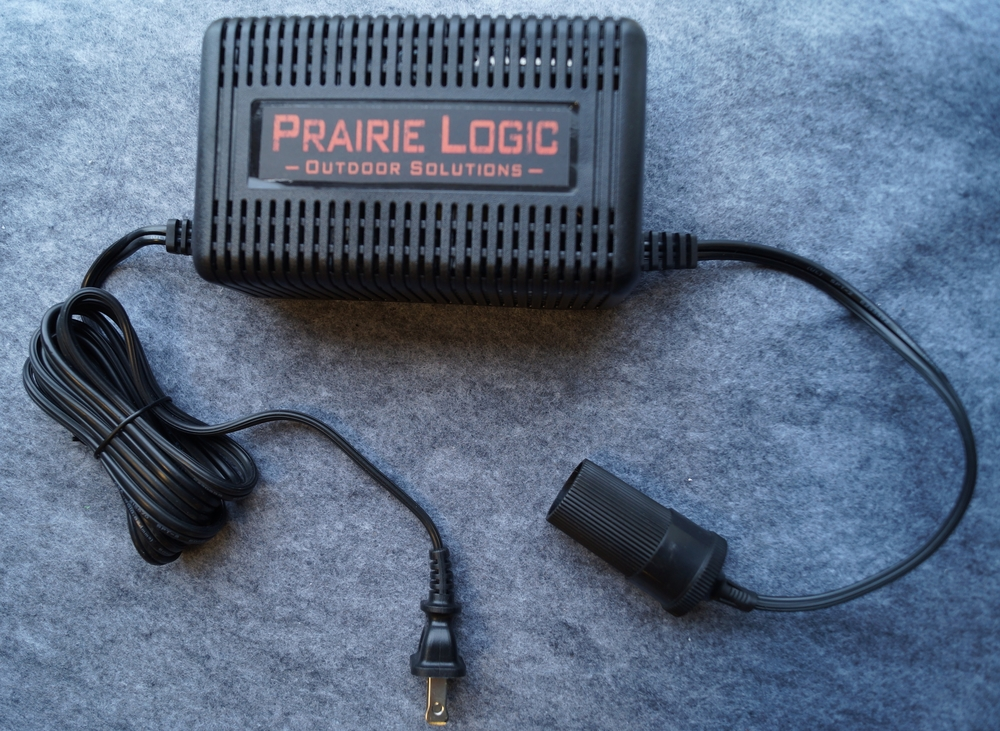 Prairie Logic Cigarette standard power supply