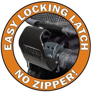 Easy Locking Latch for SPECIAL EDITION PET STROLLER NO-ZIP DESIGN BY PETGEAR