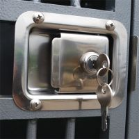 Zinger Lockable Slam latch