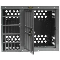Zinger dog crate side entry-1