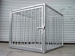 Heavy Duty Dog Crate European Style