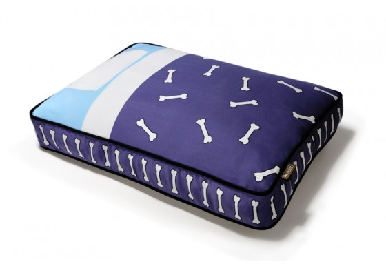 P.L.A.Y. Rectangular Designer Luxury Dog Bed Tuck me In